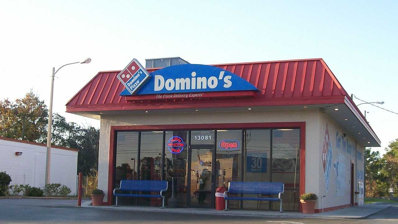 #3 (tie) Domino's Pizza received a score of 80 on the American Consumer Satisfaction Index.