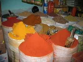 6.) Chili powder