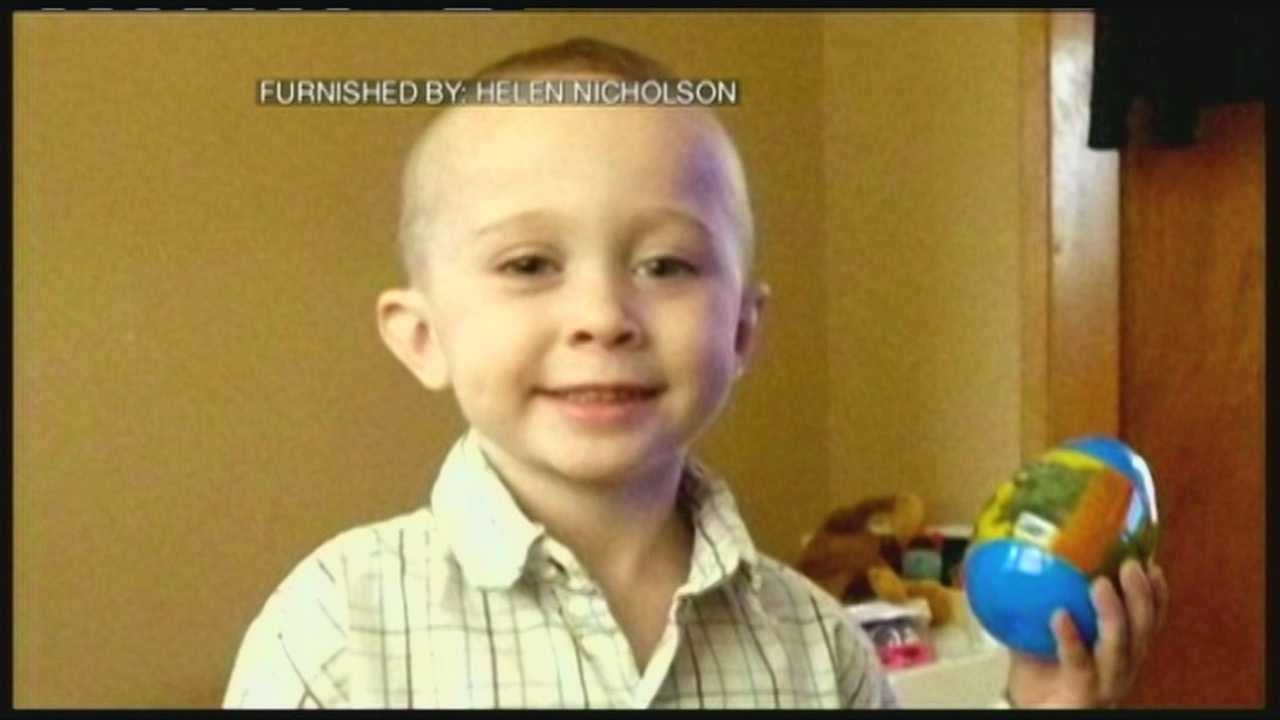 Abuse expert testifies about boy's injuries