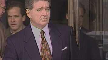 Former FBI Agent and Bulger's handler John Connolly