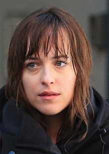 Cyr will be portrayed by Dakota Johnson