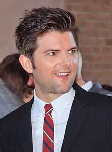 Fitzpatrick will be played by Adam Scott