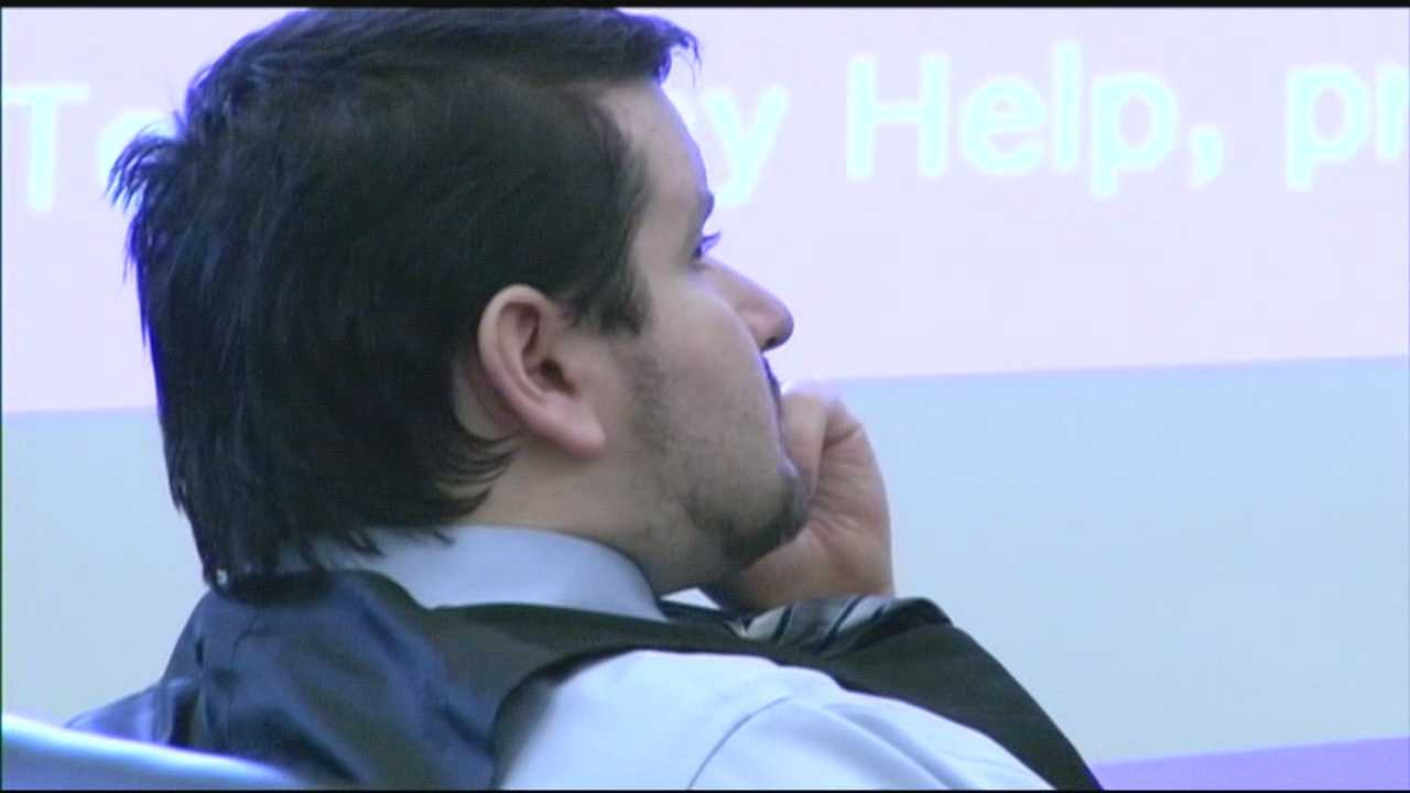 Prosecution wraps up case against Mazzaglia