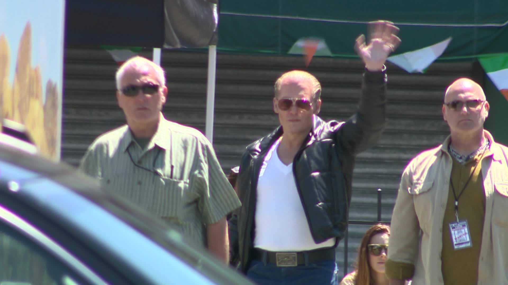 Johnny Depp Whitey Bulger