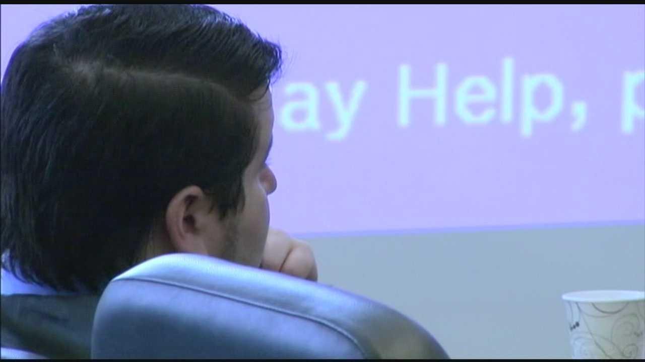 Judge rejects Mazzaglia mistrial request