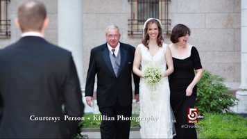 The Boston Public Library got into the wedding business nearly 10 years ago.