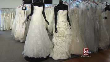 Weddings are getting more expensive because brides want their own special day.