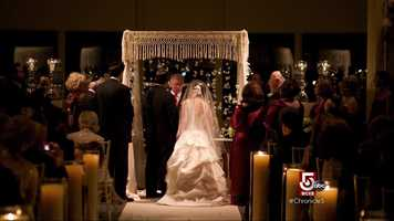 Booking a wedding on a Friday or Sunday cuts the cost.