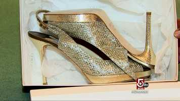 """If you book on less popular days, you can even say """"I do"""" in a pair of Jimmy Choo shoes."""