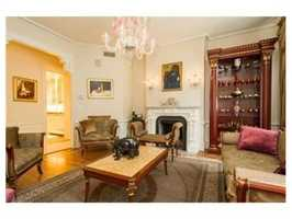 Exquisite, one of a kind, single family residence in prime Back Bay location