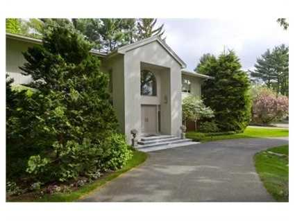 33 Lyman Road is on the market in Brookline for $3.3 million.