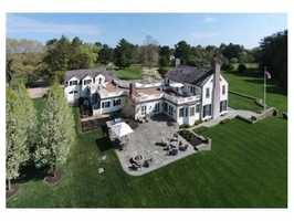 """""""True Vine Farm"""" is one of the most exceptional private residences on The North Shore."""
