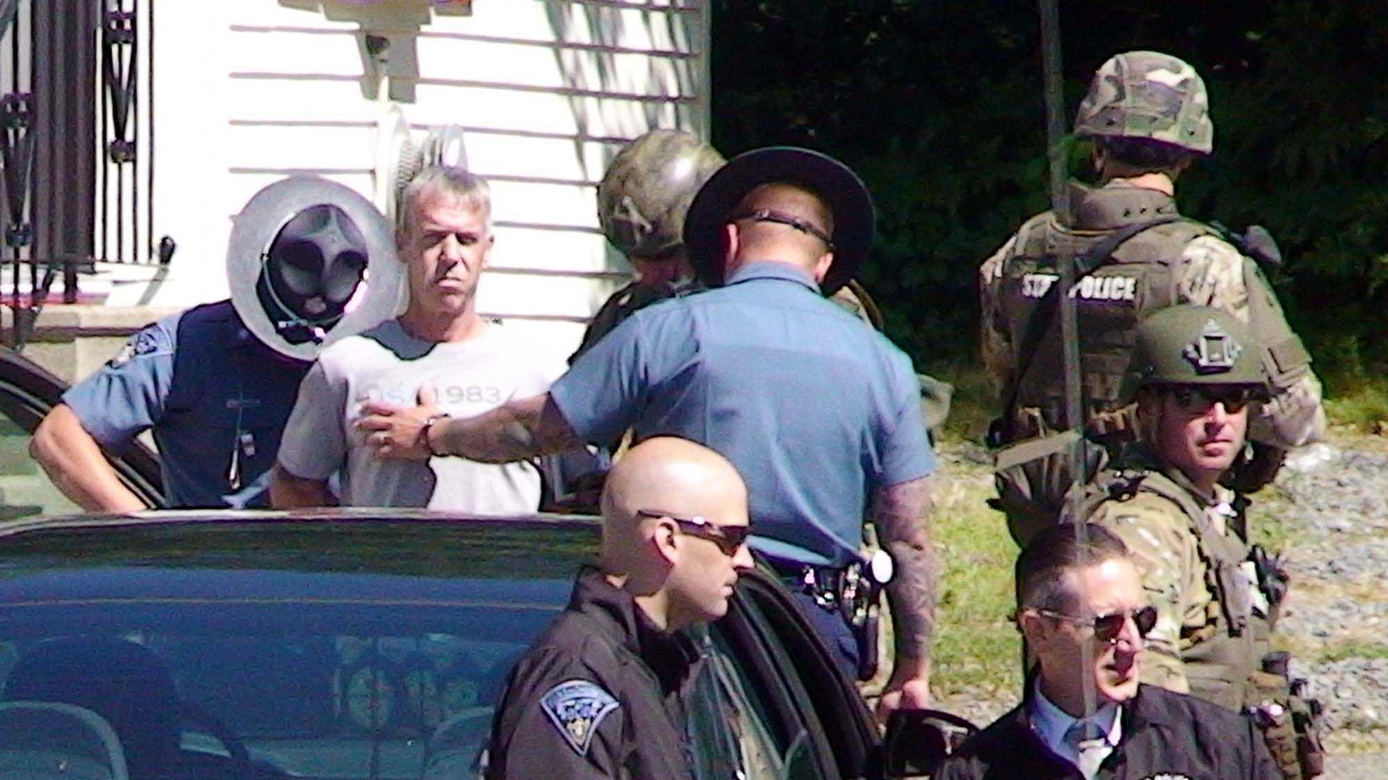 Buzzards bay arrest
