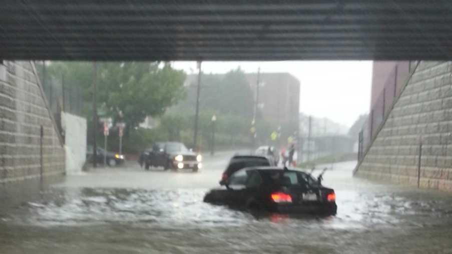 New Beford Flooding0704 02