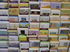 3. Greeting cards: It's painful to buy greeting cards for $3 or $4. In many cases, there's a better alternative that costs pennies.