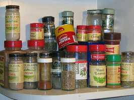 4. Name-brand spices: Even basics like cinnamon and garlic powder seem to get pricier all the time.