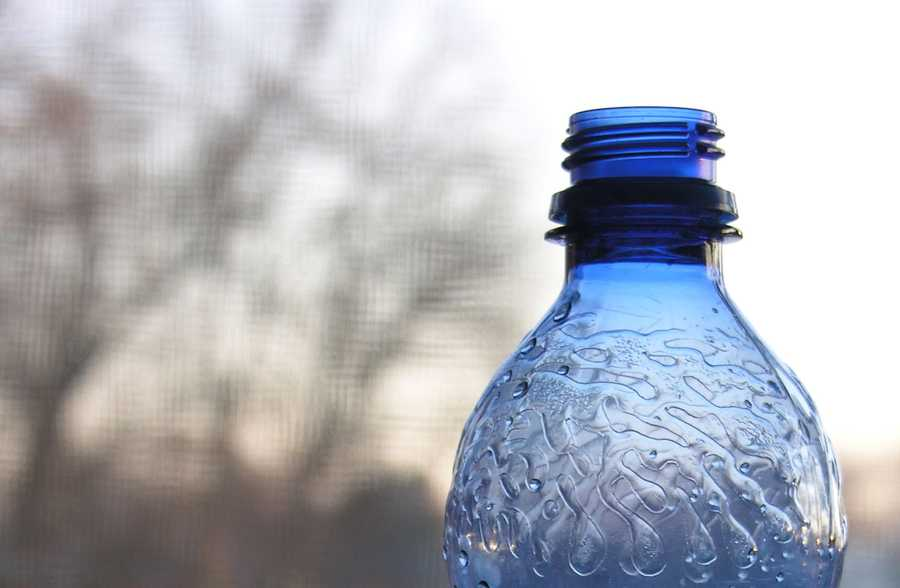9. Bottled water: Bottled water can cost about 1,000 times more than water from a home faucet. And sometimes, bottled water is not any safer or cleaner than tap water.