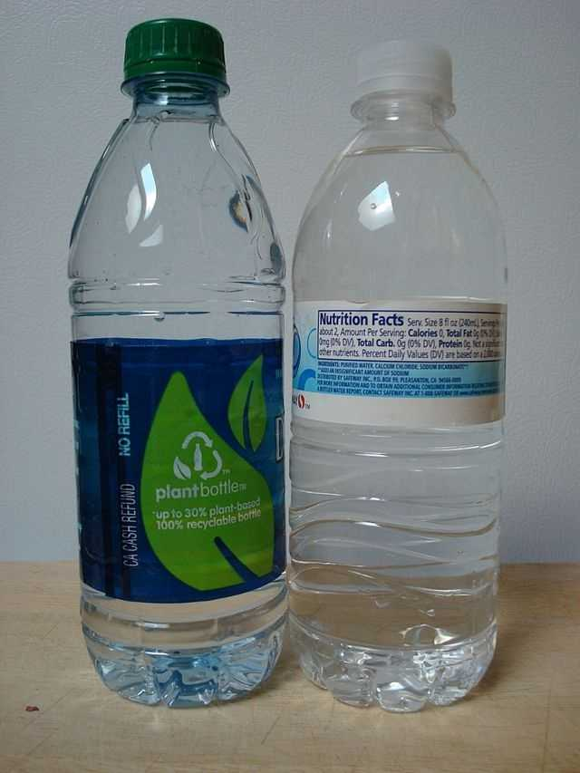 Many people buy bottled water for the convenience and portability, but the environmental cost can be steep.