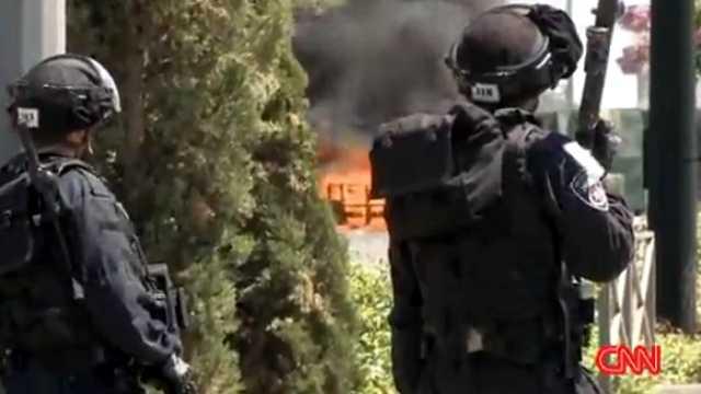 Israel battle Hamas