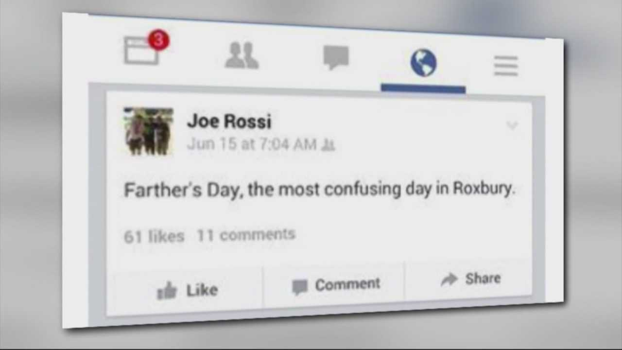MBTA officer disciplined for Father's Day post