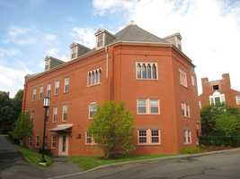 #9 Tufts University (Massachusetts). Tuition and fees totaled $44,666 for the 2012-13 school year, according the the U.S. Department of Education.
