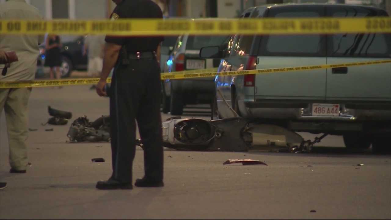 Teen on scooter seriously hurt by hit-and-run driver