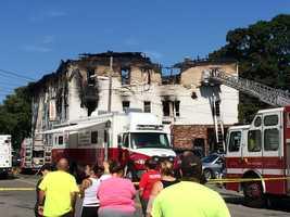 """It's a tragic day for the city of Lowell,"" Mayor Rodney Elliott said."