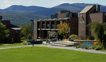 #18 (tie) Johnson State College (Vermont)  $9,864 for tuition and fees for the 2012-13 academic year according to the U.S. Department of Education.