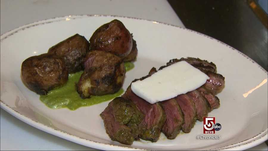 Or how about some hanger steak?