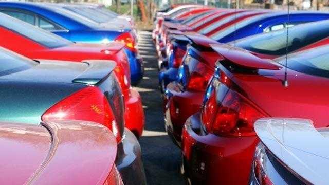 Cars At Dealership - 31026694