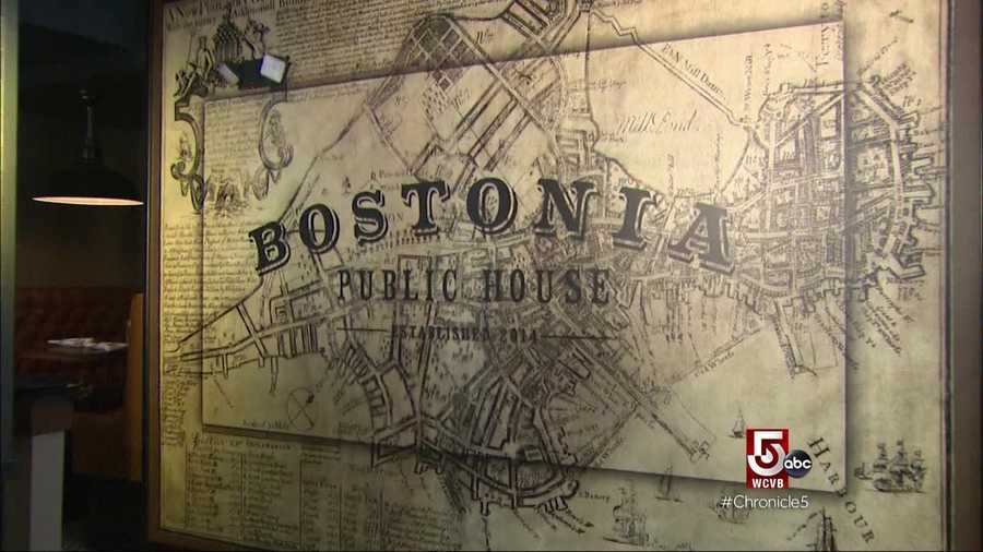 """John Fitzgerald, of Bostonia Public House, says, """"Come as a stranger, leave as a friend."""""""