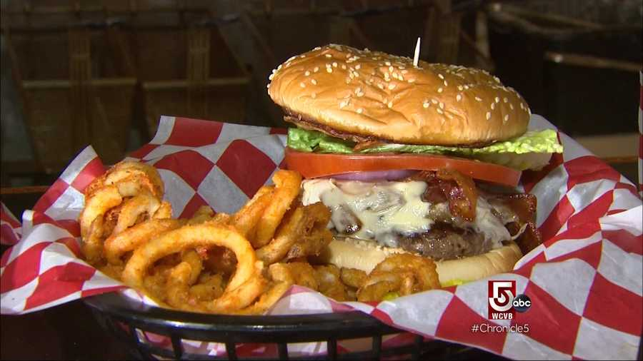 Marshfield is the second location for KKatie's. The original in Plymouth has a steadfast following.