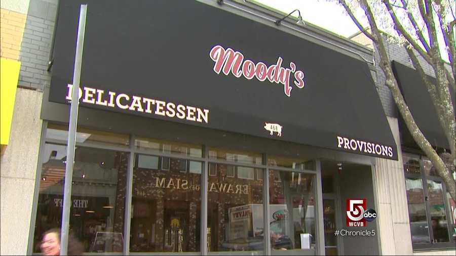 You think of a deli and of course you think New York City -- but why not the western suburbs of Boston?