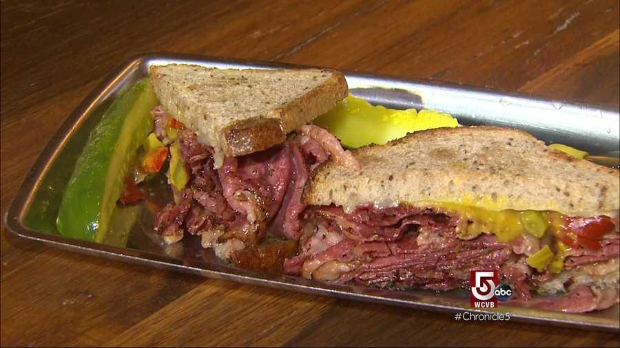 Moody's deli sandwiches are impressive!