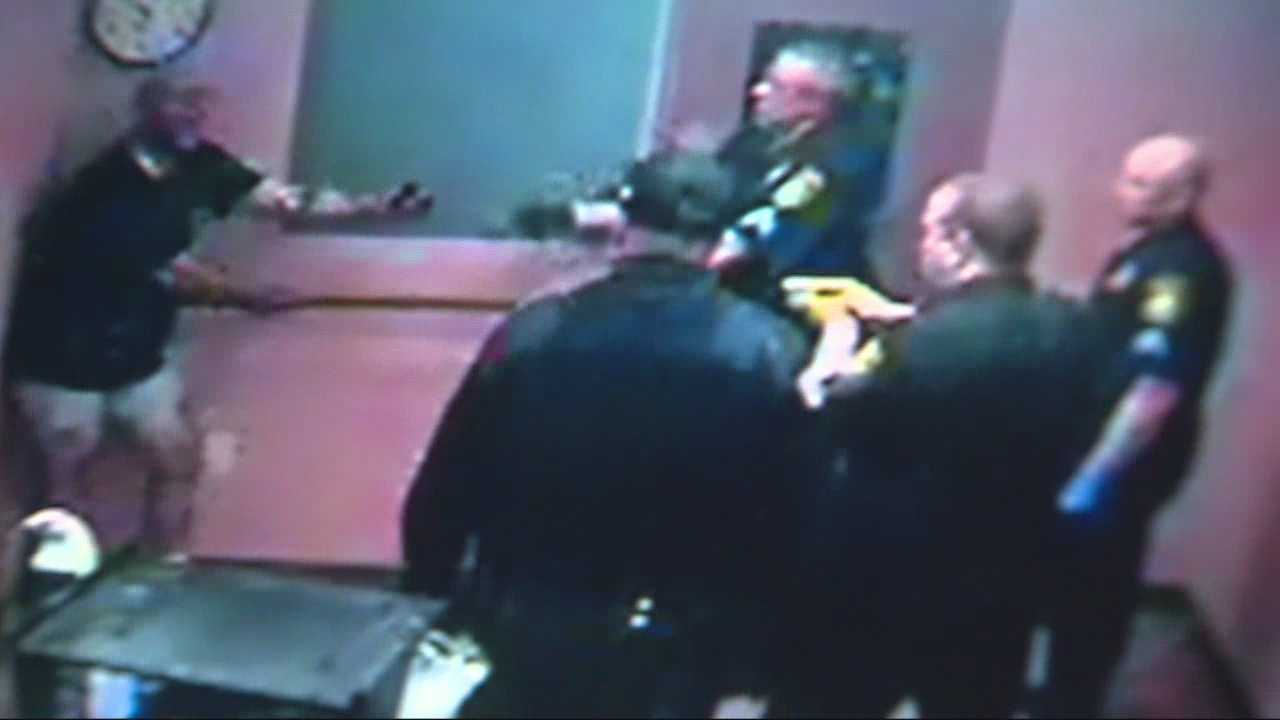 Claims of excessive force against police department investigated