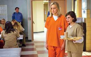 """Taylor Schilling, BostonThe Wayland High School graduate was nominated for an Emmy Award in 2014 as Outstanding Lead Actress in a Comedy Series for her starring role in the hit Netflix series """"Orange Is The New Black."""""""