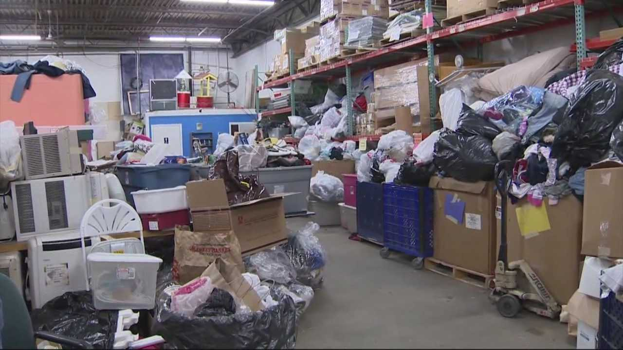 Community rallies around Lowell fire victims