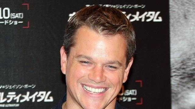 """Matt Damon, CambridgeThe actor, screenwriter and producer was born in Cambridge and became close childhood friends with neighbor Ben Affleck. The two of them would go on to win Academy Awards for """"Good Will Hunting."""""""