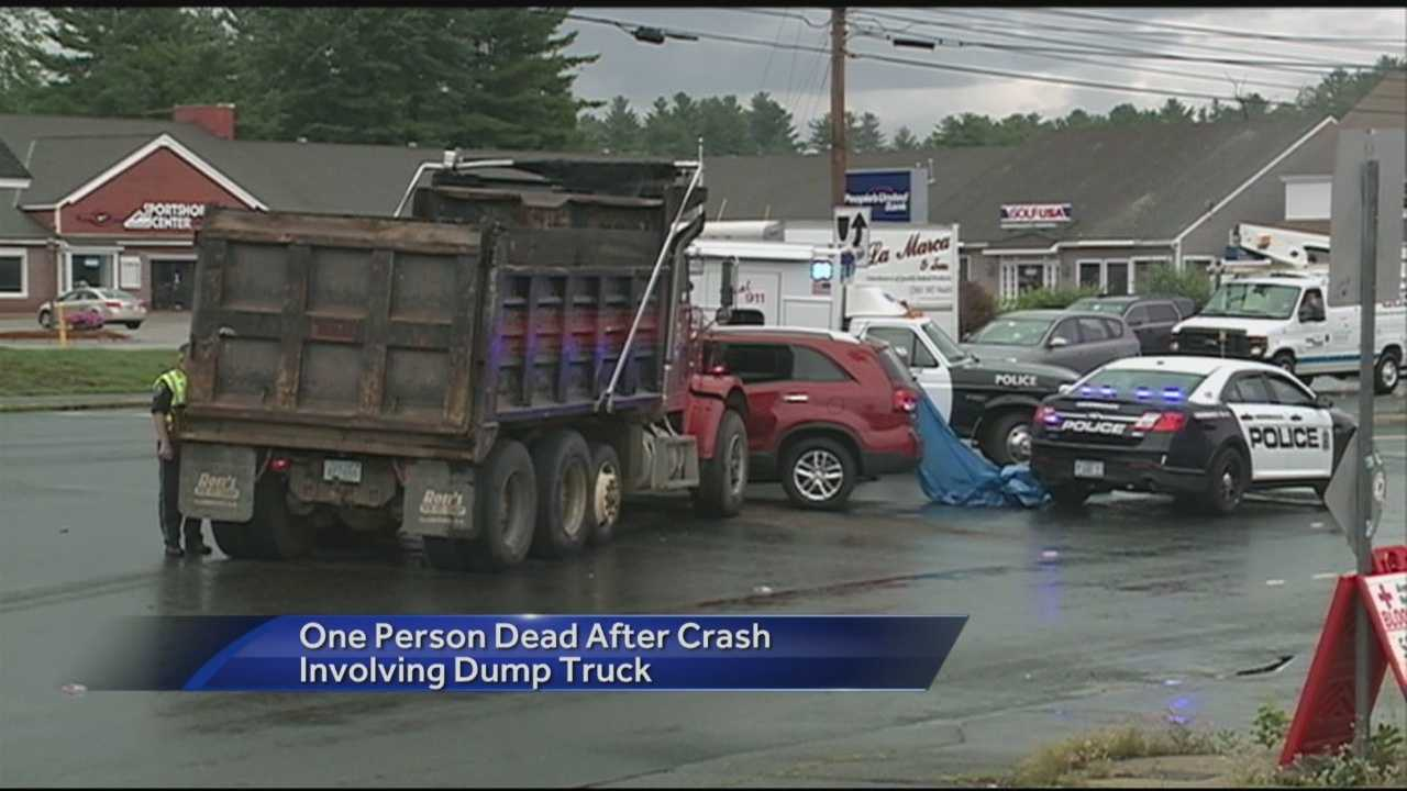 Merrimack fatal crash