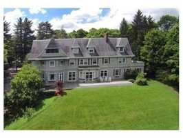 A rare and unique opportunity! This spectacular and private estate on upper Canton Avenue is one of Milton's most admired properties.