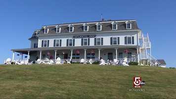 Brad Marthens bought the Atlantic Inn 20 years ago.