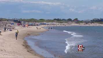 Residents and visitors flock to the beaches to catch some rays or waves.