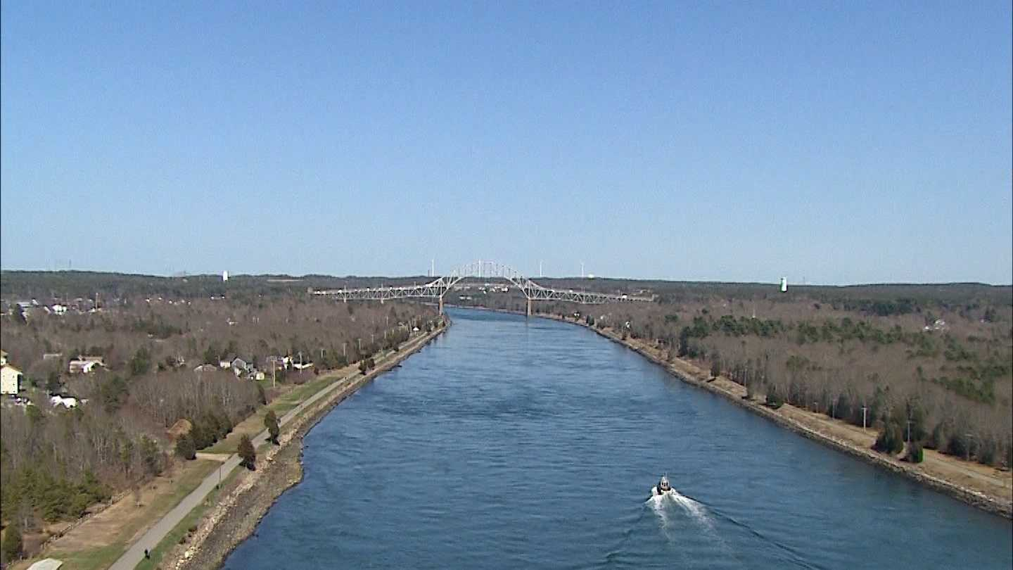 Friday, July 25: Main Streets and Back Roads: Cape Cod Canal