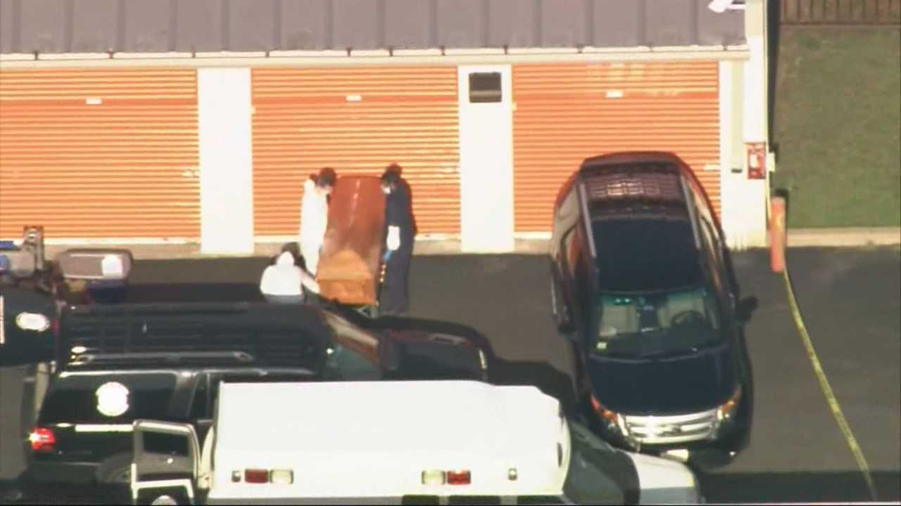 Families left wondering after remains found in storage units