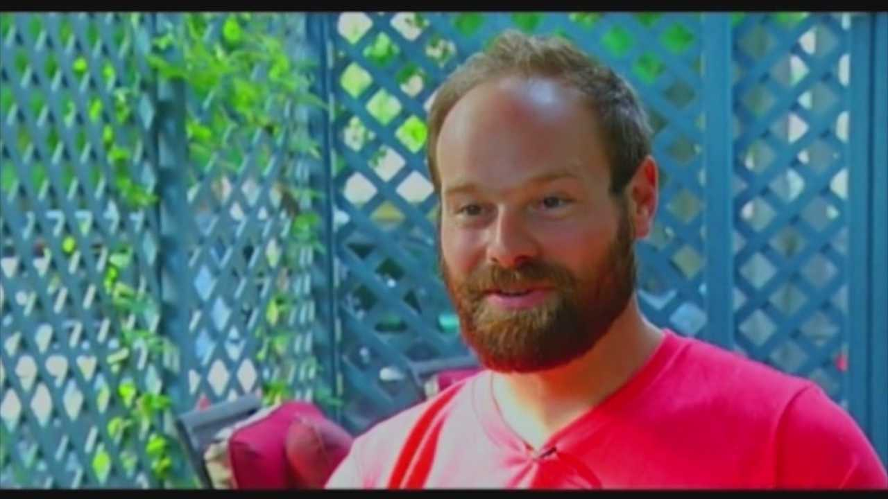 A Rhode Island firefighter has lost a hand to flesh-eating bacteria after it was pricked by a thorn.