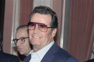 "Actor James Garner was the wisecracking star of TV's ""Maverick"" who went on to a long career on both small and big screen.  Garner is best known as the star of the 1970s television show ""The Rockford Files,"" although he acted in many movies including ""The Notebook."" (April 7, 1928 – July 19, 2014)"