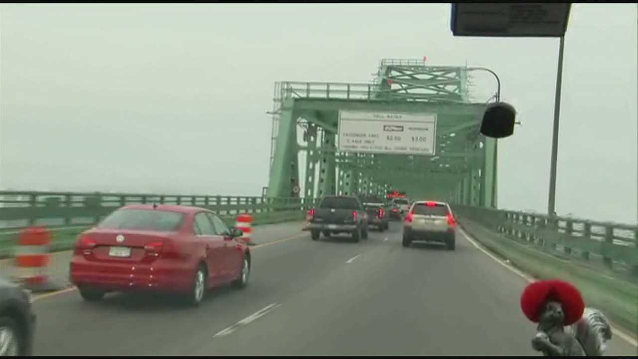 Tobin Bridge tolls go cash-free