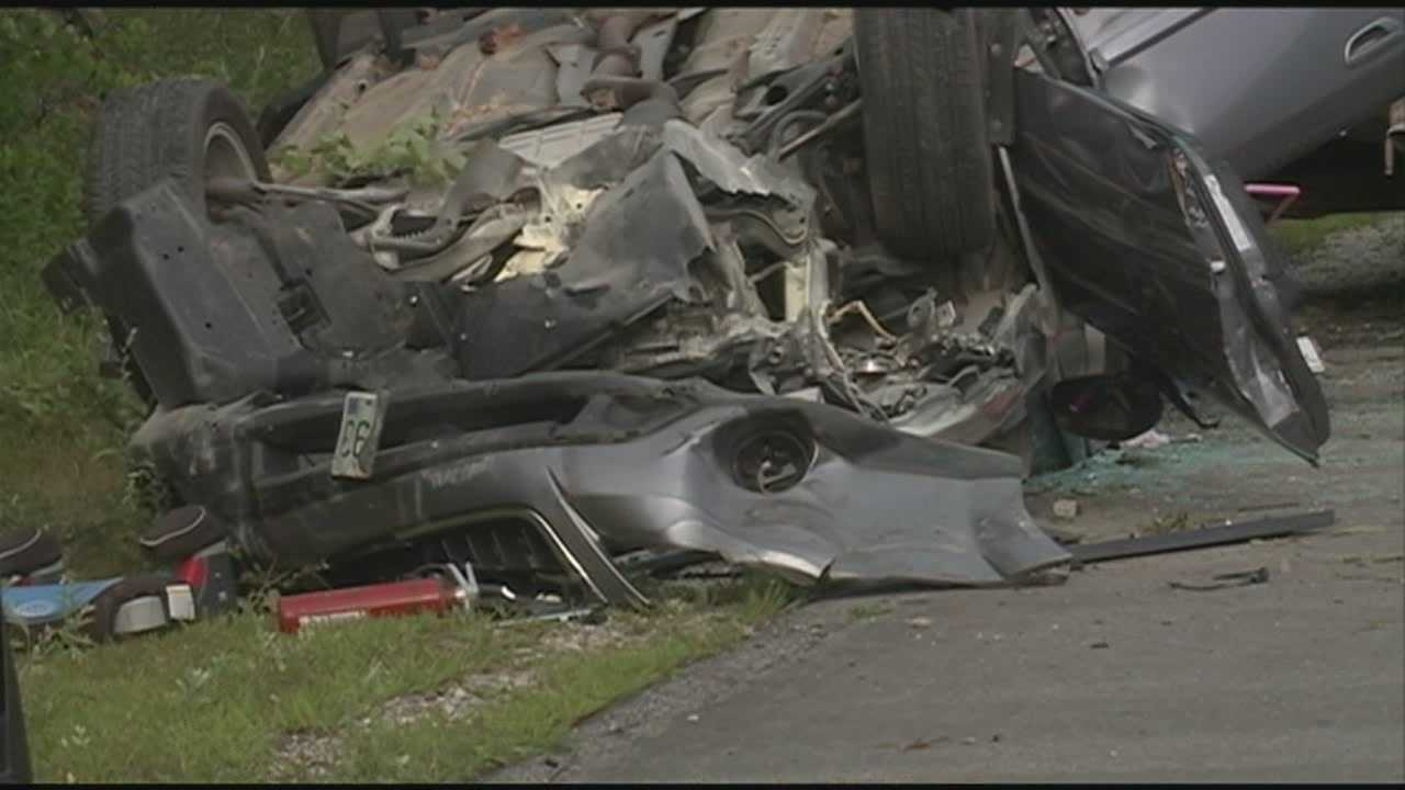 Hear from the good Samaritans who saved a mother and daughter from a crash earlier this week.