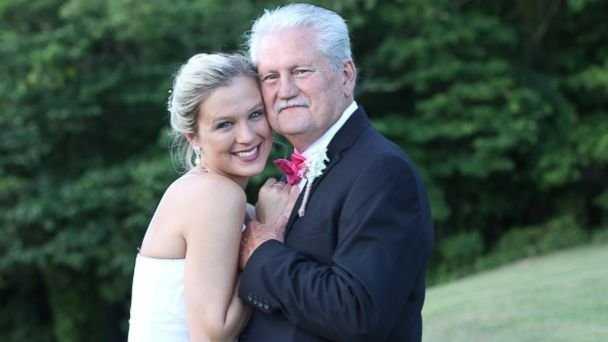 Bride, sick dad 7.25