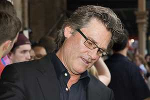 """Kurt Russell, SpringfieldRussell has a son named """"Boston,"""" but he grew up in Western Mass. before he became a star in movies like """"Stargate"""" and """"Silkwood,"""" and played U.S. Olympic hockey coach Herb Brooks in Miracle. He married actress Goldie Hawn in 1983."""